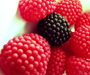 berry, blackberry, and sugar image