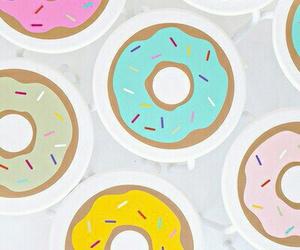 color, colorful, and comida image