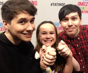 amazingphil, dan howell, and phil lester image