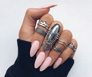 fashion, permanent, and rings image