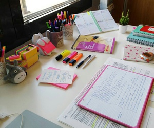 highlighter, school supplies, and stationery image