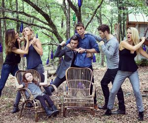 The Originals, joseph morgan, and nathaniel buzolic image
