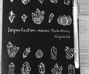 crystal, diy, and motivation image