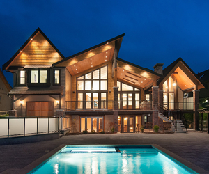 architecture, beautiful, and dream home image