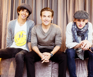 Kevin Zegers, robert sheehan, and Jamie Campbell Bower image