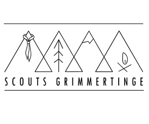 fire, Logo, and mountain image