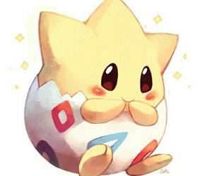 pokemon, togepi, and kawaii image