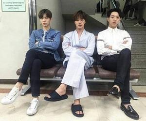 kdrama and lee jung shin image