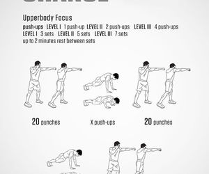 exercise, fitness, and lifestyle image
