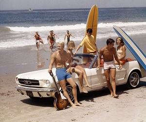 1960s, 60s, and summer image