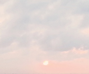 pastel, sky, and aesthetic image