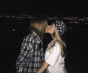lesbian, girl, and gay image
