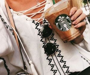 starbucks and fashion image