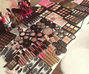 cool, makeup, and pritty image