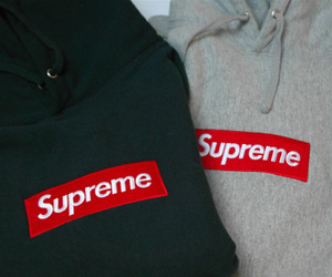 supreme, fashion, and clothes image