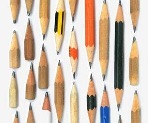 pencils, school, and cute image