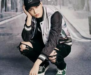 exo, k-pop, and exo kai image