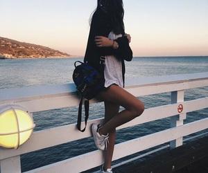 girl, fashion, and cool image