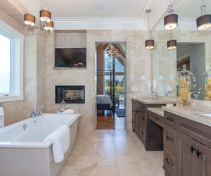 bath, decor, and dream home image