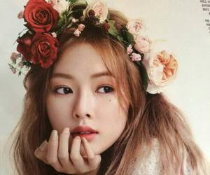 Allure, kpop, and hyuna image