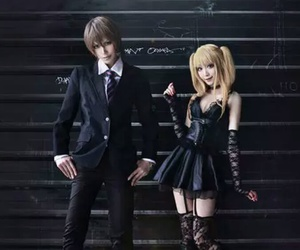 cosplay, death note, and kira image