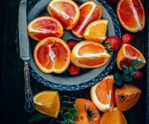 orange and photo image