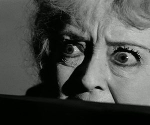 Bette Davis and eyes image