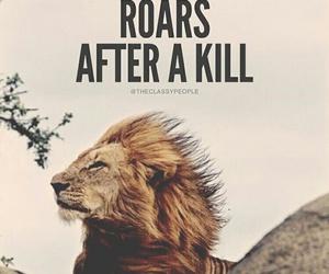lion and motivation image