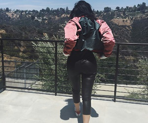 adidas, view, and kylie jenner image