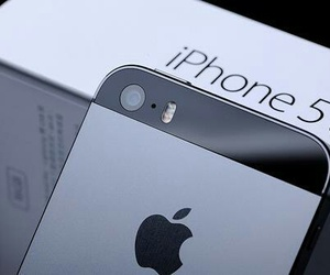 iphone, apple, and iphone 5s image