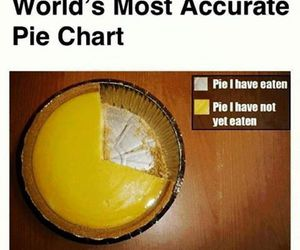 funny, pie, and Pie Chart image