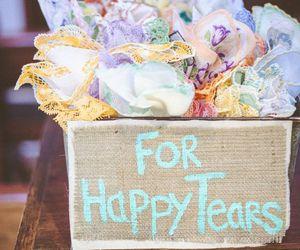 tears, wedding, and ideas image