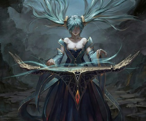 league of legends, sona, and lol image