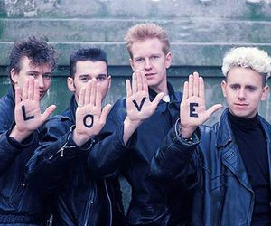 depeche mode, band, and love image