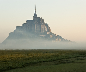 france, isle, and mont st. michel image