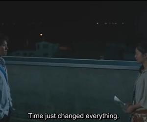 change, time, and jdrama image