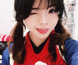 asian, cool, and girl image