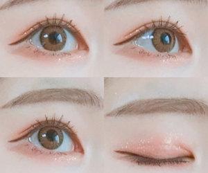 makeup and korean makeup image