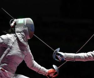 fencing, rio, and russia image