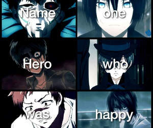 anime, l lawliet, and death note image