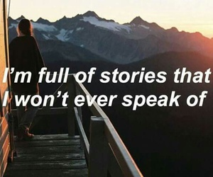 quote and story image