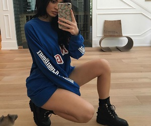 famous, outfit, and selfie image
