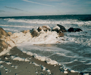 beach, 35 mm, and bay image