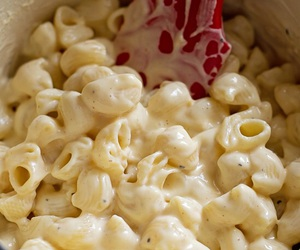cheese, food, and noodles image