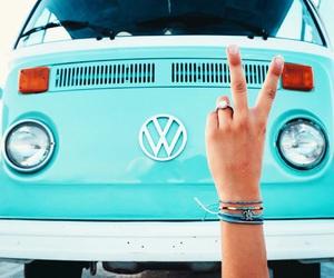 blue, beach, and car image