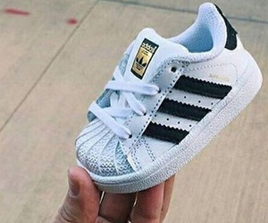 adidas, baby outfit, and new york image