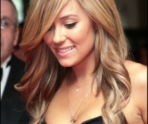 hair, lauren conrad, and curls image