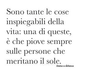 sole, vita, and frasi italiane image