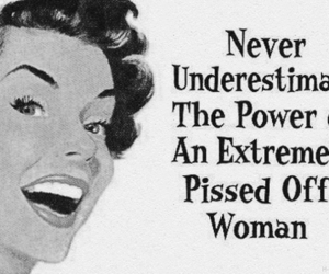 pissed off woman image