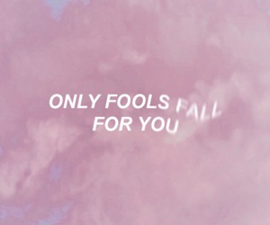 wallpaper, fool, and quotes image